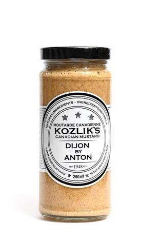 Mustard - Dijon By Anton - Prepared