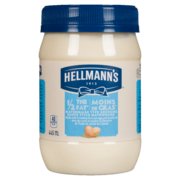 Hellmanns - Mayonnaise Half Fat