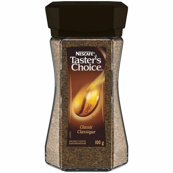 Taster's Choice - Instant Coffee - Classic