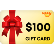 Nibbly $100 Electronic Gift Card