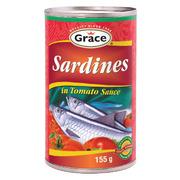 Grace - Sardines in Tomato Sauce