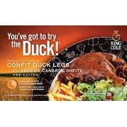 King Cole - Confit Duck Legs