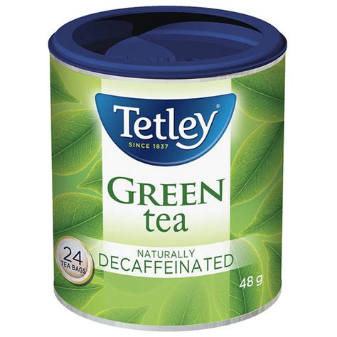 Tetley - Tea Bags - Green Tea - 24 Pack