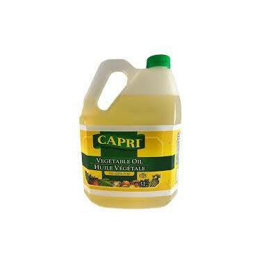 Capri - Vegetable Oil