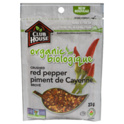 Club House - Organic Ground Red Pepper