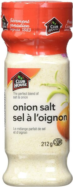 Club House - Onion Salt