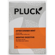 Pluck - Rooibos Tea - Caffeine Free - After Dinner Mint - 15 Pack