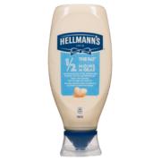 Hellmanns - Mayonnaise Squeeze Light