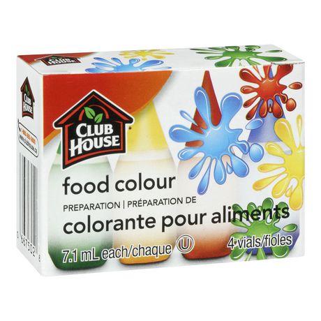 Club House - Original Food Colour