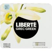 Liberte Greek Yogourt Vanilla
