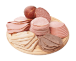 Sliced Meats and Charcuterie