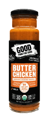 Good Food For Good - For Butter Chicken