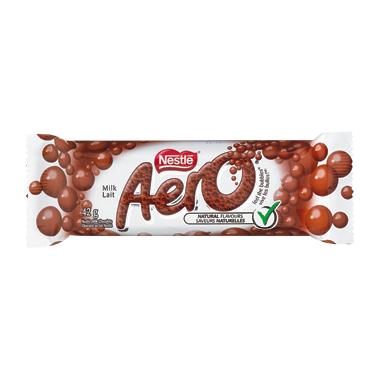 Nestle - Aero - Original Recipe - Milk Chocolate