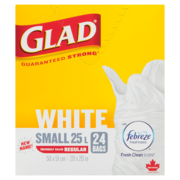 Glad Kitchen Catchers - Regular with Febreze