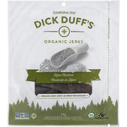 Organic Beef Jerky Dijon Mustard