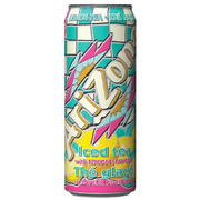 Arizona - Iced Tea - Lemon Flavour