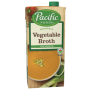 Pacific Foods - Vegetable Broth - Low Sodium - Organic