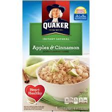 IQO - Quaker Oats RTS - Apple Cinnamon