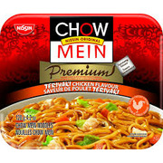 Nissin Chow Mein - Chicken Teriyaki