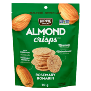 Hippie Snacks - Almond Crisps - Rosemary