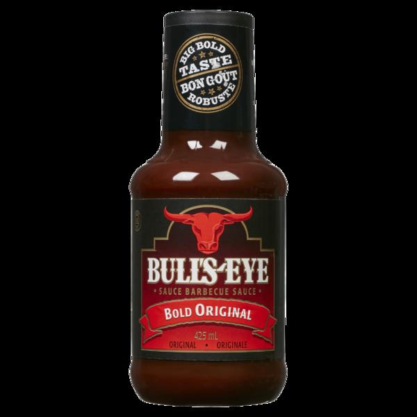 Bulls Eye BBQ Sauce - Bold Orig