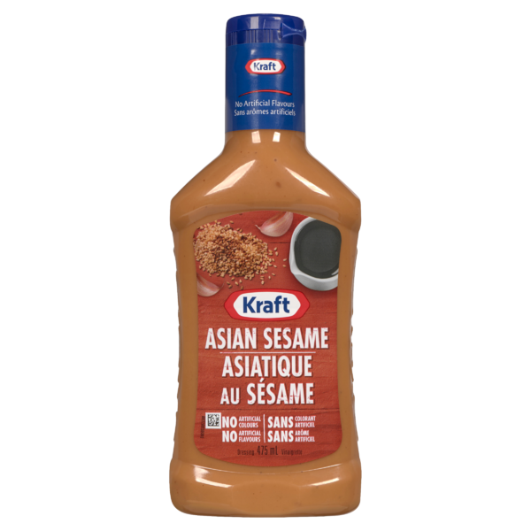 Kraft - Salad Dressing Asian Sesame