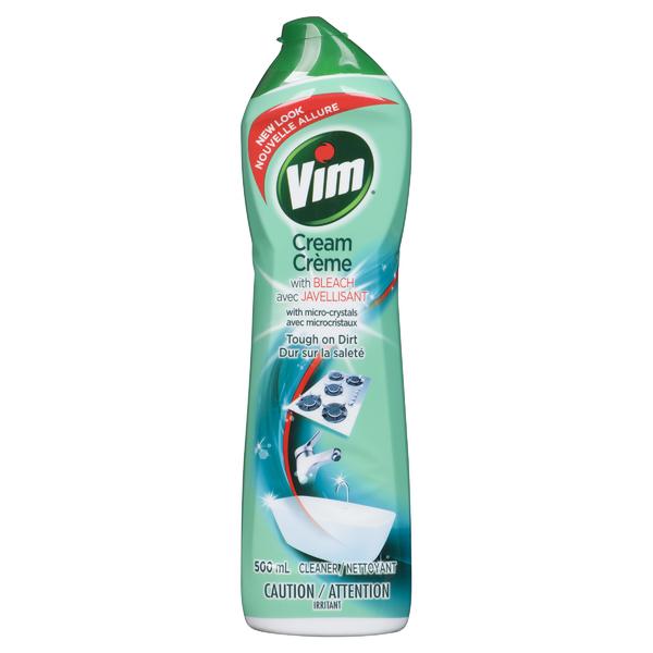 Vim - Cream with Bleach