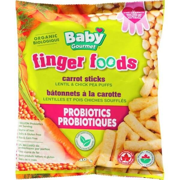 Baby Gourmet - Finger Foods