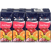 Allen's - Fruit Punch - 8 Pack