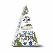 Nuts For Cheese - Super Blue