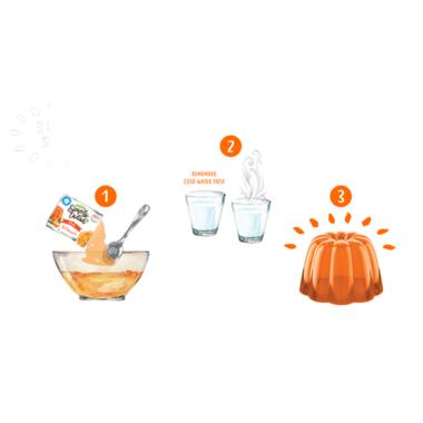 Simply Delish - Orange Jello