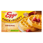 Eggo Waffles - Thick and Fluffy