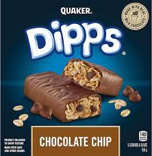 Quaker - Dipps Chocolate Chip