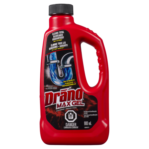 Drano Max Liquid Drain Cleaner
