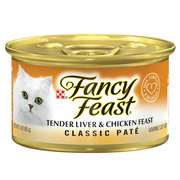 Fancy Feast - PATE Liver & Chicken