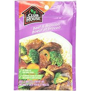 Club House - Beef and Broccoli Stir Fry