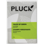 Pluck - Organic Green Tea - Fields of Green - 15 Pack