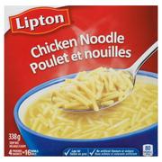 Liptons - Chicken Noodle Soup 4Pk