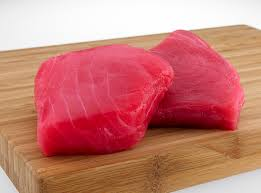 Yellowfin Tuna Steak AA - Frozen