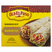 Old El Paso - Burrito Dinner Kit