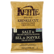 Kettle - Salt and Ground Pepper Chips