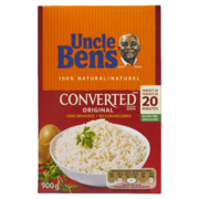 Uncle Bens - Converted Rice Original Natural