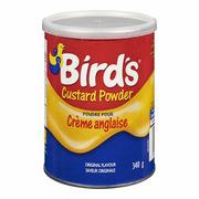 Birds - Custard Powder