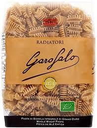 Garofalo - Whole Wheat Fusilli - Organic