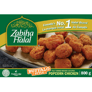 Zabiha Halal - Popcorn Chicken