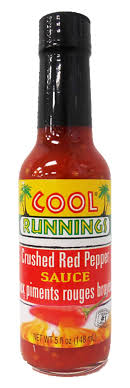 Cool Runnings - Sauce - Crushed Red Pepper