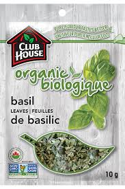 Club House - Organic Basil Leaves