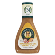 Newmans Own - Parmesan and Roasted Garlic Dressing