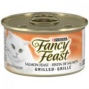 Fancy Feast - GRILLED Salmon