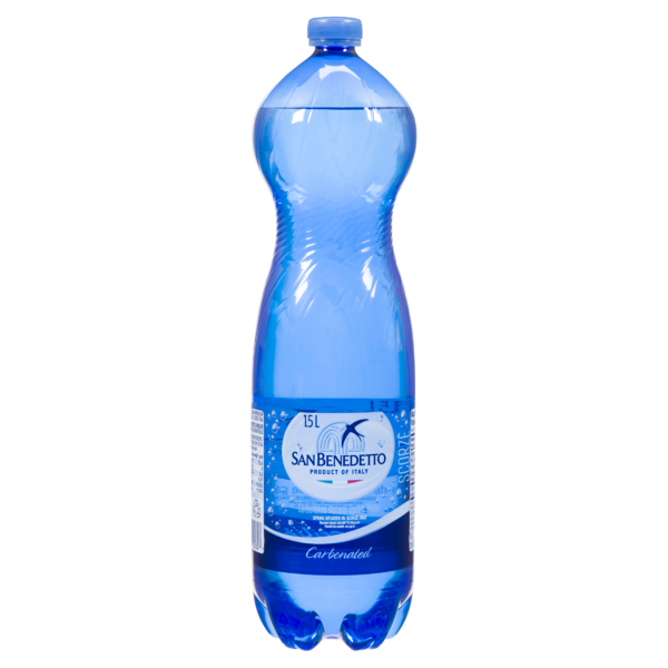 San Benedetto Carbonated Mineral Water